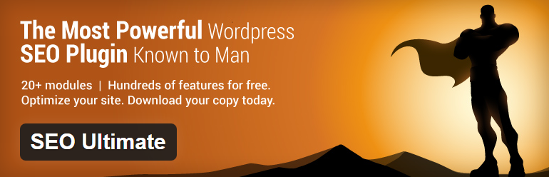 5 Melhores plugins de SEO para WordPress - SEO Ultimate - Plugin