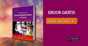 EBOOK GRÁTIS 8 Formas para Ganhar Dinheiro Extra na Internet-Sabendo Vender - Empreendedorismo Digital, Negócio Online, Marketing Digital-Blog-Afiliados